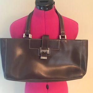 Mondani New York Brown Handbag